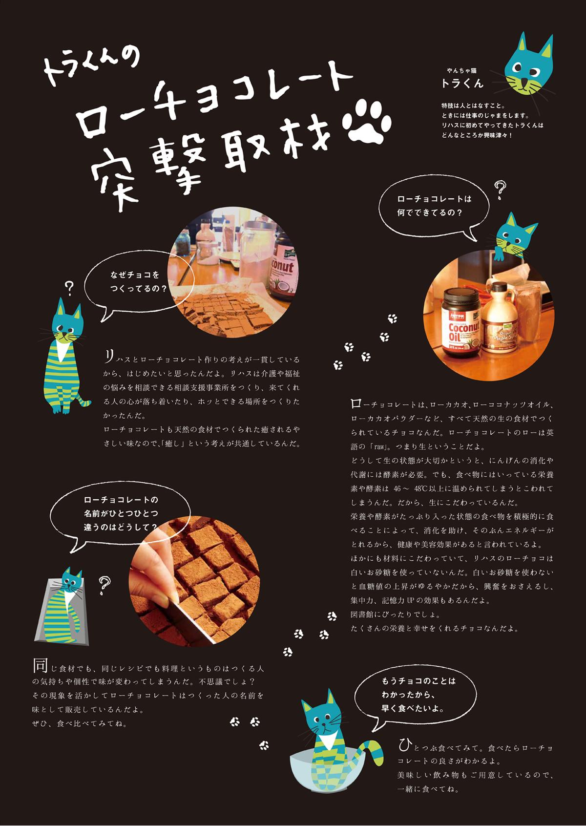 ローチョコレート・ポスター